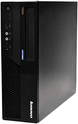 Lenovo ThinkCentre M58 Business Desktop Computer with Intel Core 2 Duo 3.0GHz Processor, 4GB-RAM, 320GB HDD, DVD, Gigabit Ethernet, VGA, Windows 10 Home Renewed