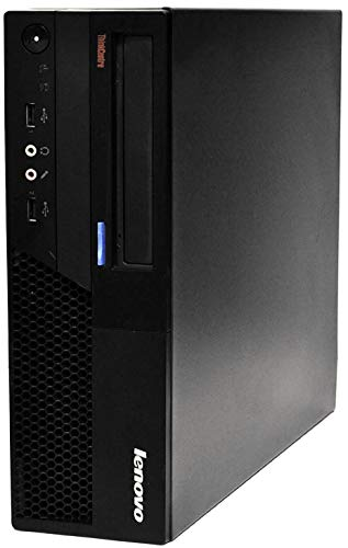 Lenovo ThinkCentre M58 Business Desktop Computer, Intel Core 2 Duo 3.0 GHz Processor, 8GB RAM, 2TB Hard Drive, DVD, VGA, Display Port, RJ45, Windows 10 Professional (Renewed)