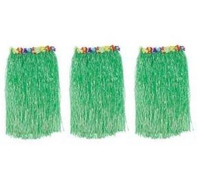 ZUMUii Butterme - 3 Faldas de Fiesta de Luau Hula para Adulto ...