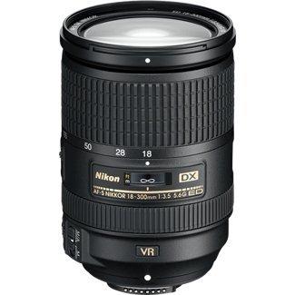 Nikon AF-S DX NIKKOR 18-300mmf 3.5-5.6G ED