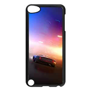 Concept Car Syd Mead comp iPod Touch 5 Case Black phone component RT_399850