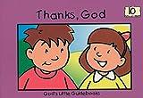 Thanks, God (God's Little Guidebooks)