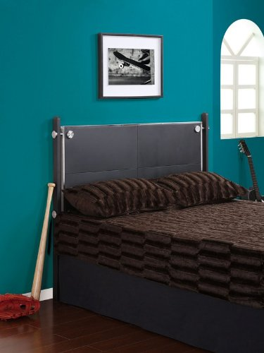 Powell Z-Bedroom Full Size Headboard (Boys Full Size Headboard compare prices)