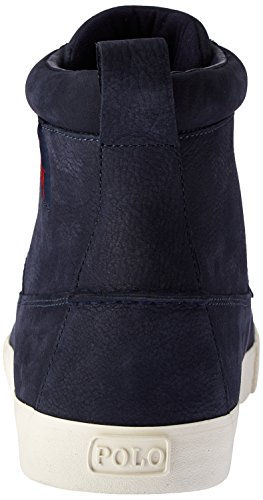 Polo Ralph Lauren Mens Tavis-sk-vlc Sneaker Newport Blu Marino