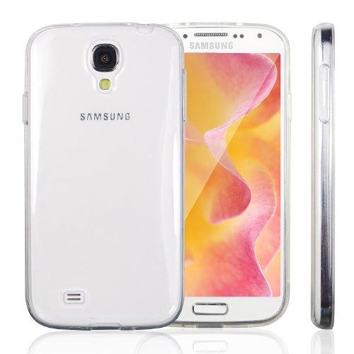 S4 Case, JETech Samsung Galaxy S4 Case Cover Soft Clear Shoc