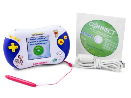 LeapFrog Leapster 2 Learning System With Downloadable Disney-Pixar Toy Story 3 Game by LeapFrog