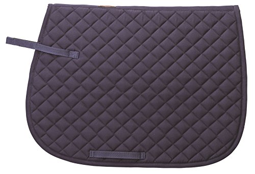 Weaver Leather Quilted English Saddle Pad All Purpose English Saddle Pad