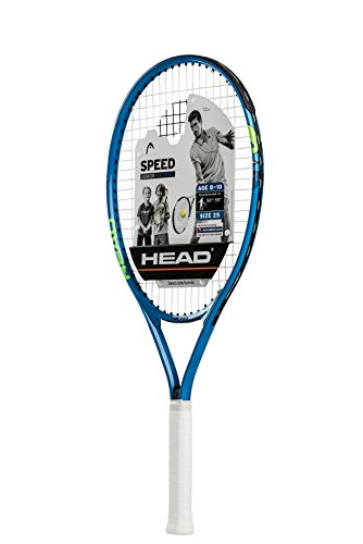 HEAD Speed 25 Junior Tennis Racquet, Strung