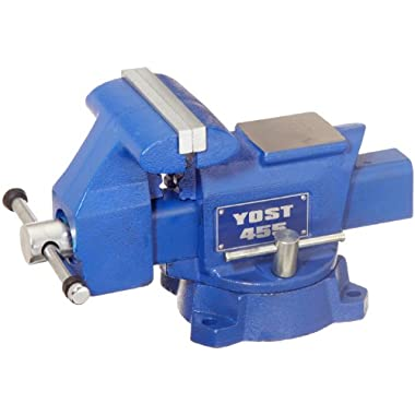 Yost Vises 455 5.5  Utility Combination Pipe and Bench Vise