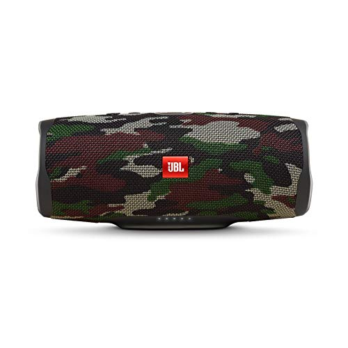 JBL Charge 4 Portable Waterproof Wireless Bluetooth Speaker – Camouflage