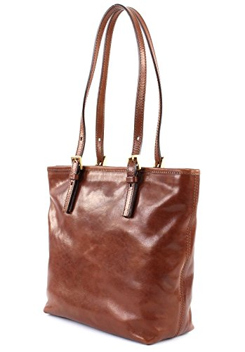 Story Donna The main cm Fourre Shopper Marron Sac 26 cuir tout à Bridge C5SSxqwHU