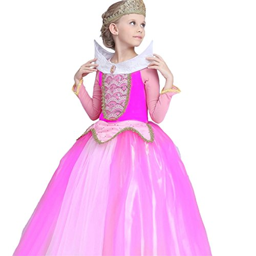 Girls Fashion Princess Costume Dress Up for Girls Size 12 (Teen Sleeping Beauty Costumes)