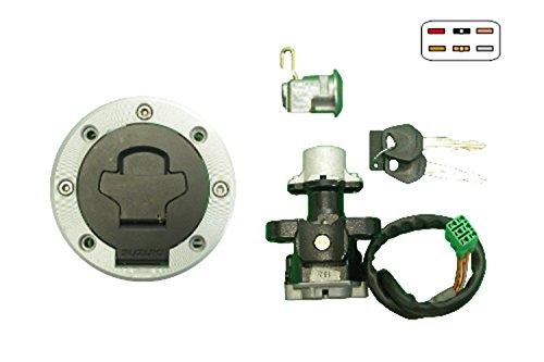 Efi Ignition (Suzuki GSX-R 750 (Twin Spar Frame) (L/C) (EFI) Ignition Switch)