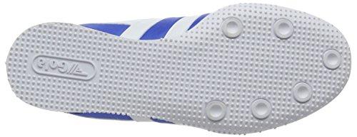 blu blu donna bianco Wasp reflex Gola Stivali classici da q4Un1wp1