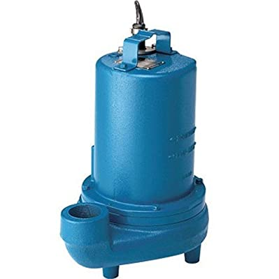 Se411 .4 Hp, 1750 Rpm Barnes Submersible Effluent Pump