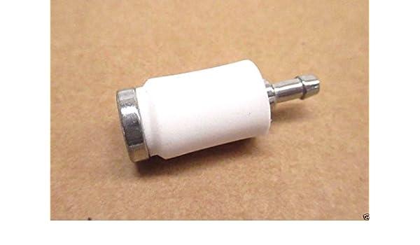 Homelite Ryobi equipo (10 unidades) de repuesto 2 mm ID filtro de ...
