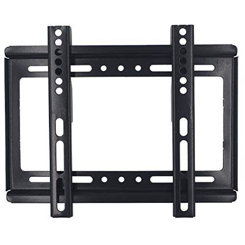 - Seaigle TV Wall Mount Bracket Fixed Low Profile for Most 14-42 inch LED, OLED, LCD, Monitor, Flat Screen,Plasma TVs up to VESA 200 x 200mm and 55 lbs Loading Capacity SGTVM027 …