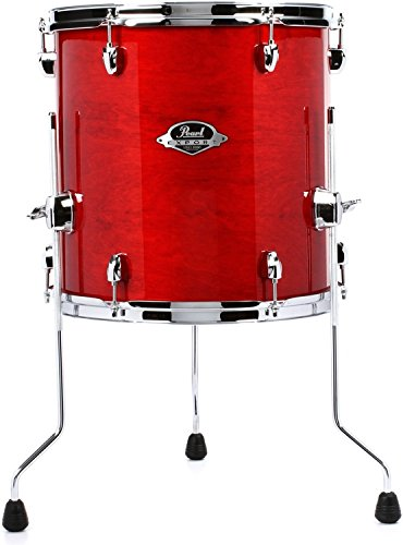 Pearl Export EXL Floor Tom - 14 Inches X 14 Inches Natural Cherry