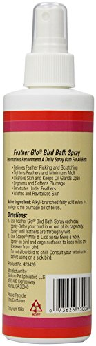 Miracle-Care-Feather-Miracle-Care-Feather-Glo-Bird-Bath-Spray
