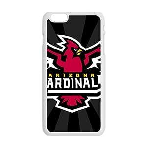SVF Arizona Cardinals Logo Phone case for iPhone 6 plus WANGJING JINDA