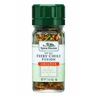 Spice Hunter Fiery Chile Fusion 1.5 oz (Pack Of 3)