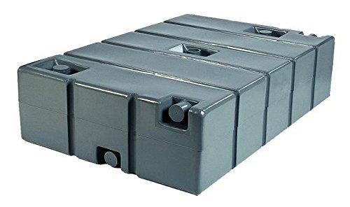 250 Gallon UnderDeck Cistern, Rainwater Rain Harvesting, Rain Barrel ()