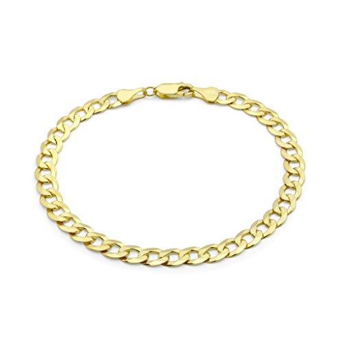 Carissima Gold - Bracelet cordon - Or jaune 9 cts - 20 cm - 1.23.3734