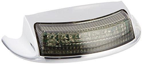 Custom Dynamics GEN-FT-TOUR-S Fender Tip Light (Chrome Rear with Smoked Lens)