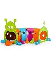 ECR4Kids Gus Climb-N-Crawl Caterpillar, 4 Sections, Vibrant