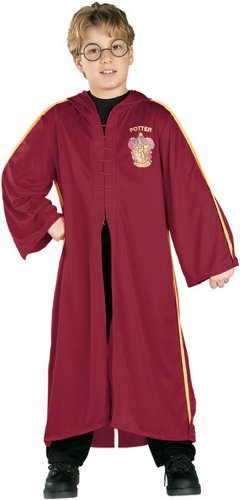Quidditch Robe Costume - Small (Harry Potter Quidditch Costume Kit)