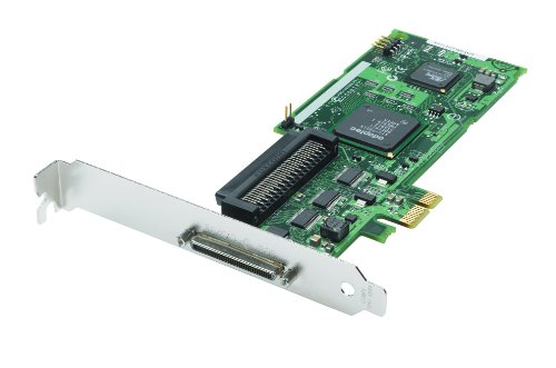 Adaptec 2248700-R U320 PCI Express X1 1-Channel SCSI Host Bus Adapter