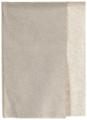 Dixie Full-Fold 1-Ply Napkin Refill (Previously Branded MorNap Jr.) by GP PRO (Georgia-Pacific), Brown, 37835, 600 Napkins Per Pack, 12 Packs Per Case