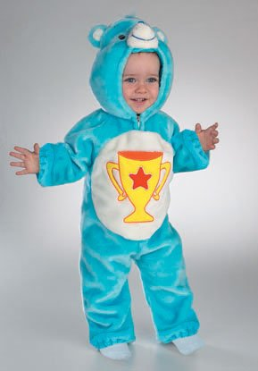 Care Bear Champ 1 2 Todd (Tv Characters Fancy Dress Ideas)