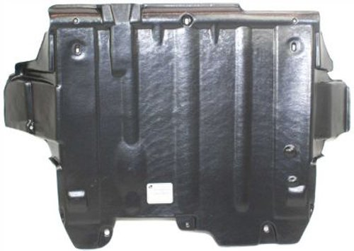 (CPP Center Engine Splash Shield Guard for AWD BMW 325xi, 330xi)
