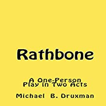 Rathbone: The Hollywood Legends, Book 10 Audiobook by Michael B. Druxman Narrated by Jake Sanson