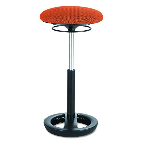 (Safco Products 3001OR Twixt Active Seating, Orange)