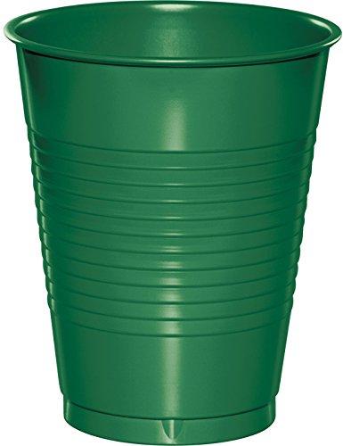 Emerald Green Plastic Party Accessory