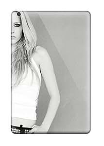 Excellent Ipad Mini/mini 2 Case Tpu Cover Back Skin Protector Celebrity Avril Lavigne