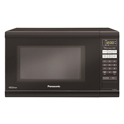 Panasonic 1.2 Cu. Ft Countertop Microwave Oven with Inverter Technology