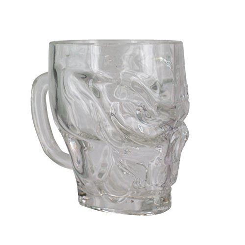 Paladone Call of Duty Officially Licensed Skull Glass- Drinking Glass ()