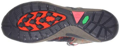 Timberland, Sneaker donna multicolore schwarz / rot / braun