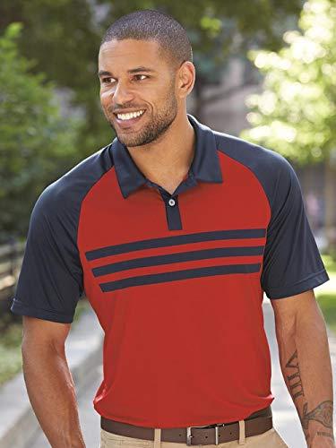 adidas Mens Climacool 3-Stripes Sport Shirt (A224)