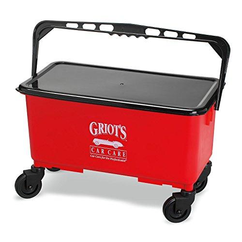 (Griot's Garage 67255CSTBUC Ultimate Car Wash Bucket)