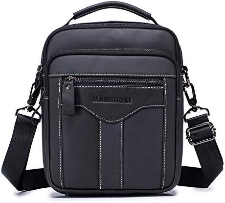 メンズショルダーバ ビジネス ファッショレトロワンショルダー メッセンジャーバッグ