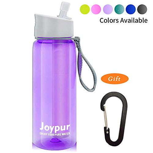 joypur Outdoor Filtered Water Bottle