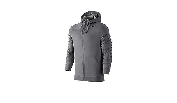 2f7da0b02 Amazon.com: NIKE Touch Fleece Hoodie Shirt Full Zip Men Small 789979-037:  Sports & Outdoors
