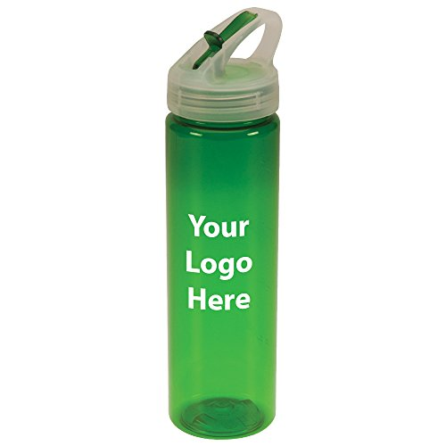 26 Oz Flip Top Freedom Sports Bottle - 50 Quantity - $3.65 Each - PROMOTIONAL PRODUCT / BULK / BRANDED with YOUR LOGO / CUSTOMIZED