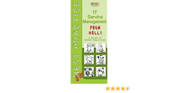 it service management from hell wilkinson paul johnson brian bon jan van