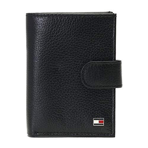 Tommy Hilfiger Black Leather Men #39;s Wallet  8903496131352