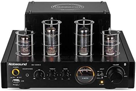 NOBSOUND Amplificador de válvulas MS-10D MKII Hybird con Bluetooth ...
